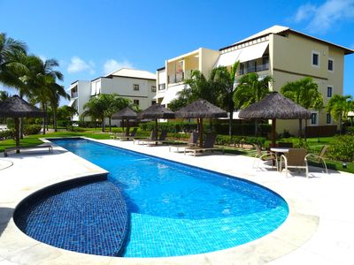 Photo for 2BR Apartment Vacation Rental in Praia do Forte, BA