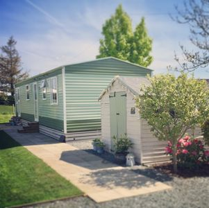 Photo for Anglesey country caravan