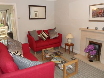 Photo for A Lovely 4 star pet friendly cottage with parking 5 minute walk from Skipton
