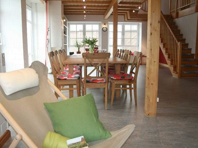 Photo for L: 7-room cottage with terrace (200m ²) - cottage XL at the campground Rerik