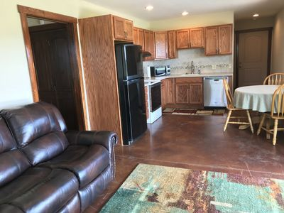 Photo for Quiet one bedroom apartment just north of Stillwater, 7 miles from OSU campus