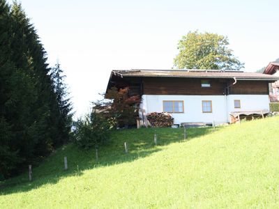 Photo for A detached accommodation with plenty of privacy on the outskirts of Flachau.