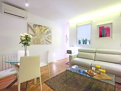 Photo for 1BR Apartment Vacation Rental in Madrid, Madrid provincia
