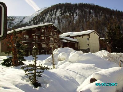 Photo for At the heart of the old village of Val d'Isere luxury duplex