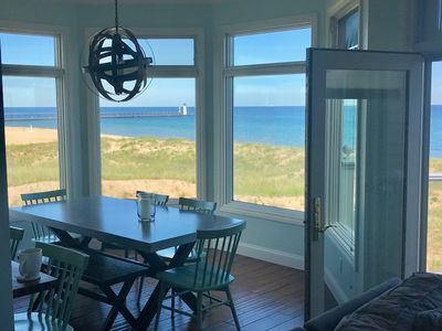 Photo for Best Water Views in Michigan-Lake Michigan View & Access - Newly Listed