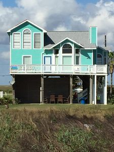 Photo for Beach Candy - Fabulous beachfront family home