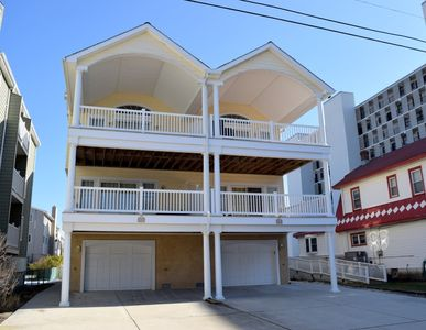 Photo for Beach block, center of town has it all! Walking distance to promenade, beach & restaurants