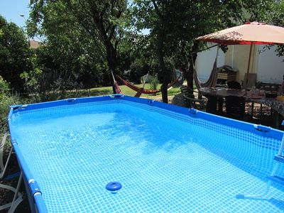 Photo for Great MAUGUIO house, 5 bedrooms, ideal 2 families. Large enclosed garden