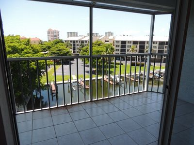 Photo for UPDATED Top Floor Royal Pelican Condo with terrific view