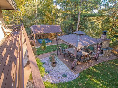 Photo for Hilltop Hideaway - Luxury and Privacy, Minutes from Downtown