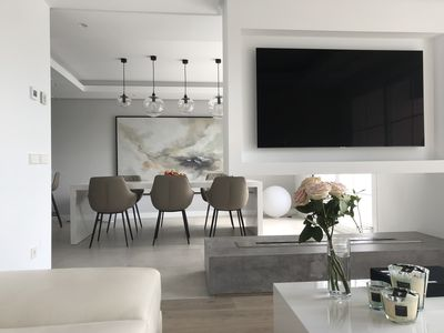 Photo for Modern Penthouse in Puente Romano
