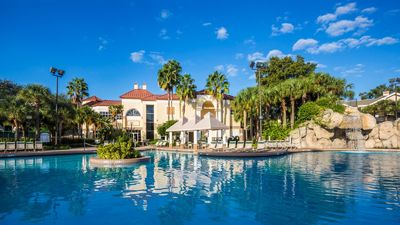 Photo for 5* Sheraton Vistana Resort, 2BR/2BA, close to Disney/Universal, many amenities