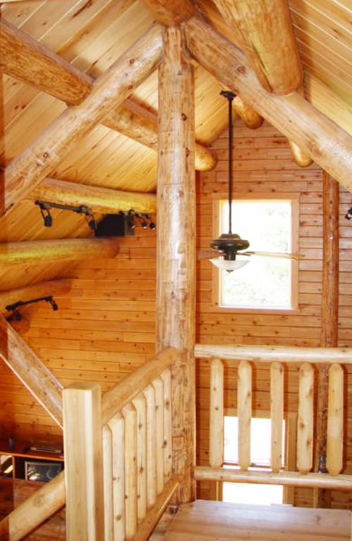 Adirondack Log Home For Rent Near Lake Placid NY In ...
