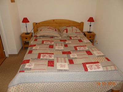 Photo for Rent beautiful apartment very well equipped near the tracks in Chante merle