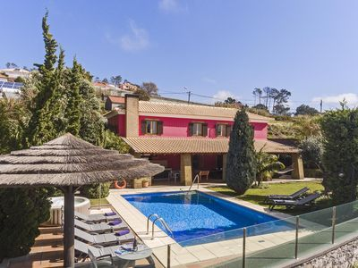 Photo for Fabulous villa in Prazeres, Calheta, heated pool, garden | Cris's Home