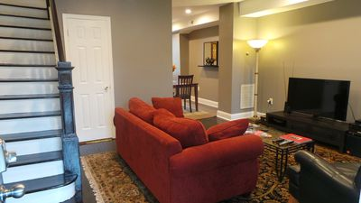 Photo for 3BR Capitol Hill Rowhome across from Stadium Armory Metro w/Private Parking