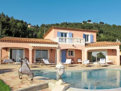 Photo for Vacation home Villa Rose (CAQ110) in Carqueiranne - 10 persons, 5 bedrooms