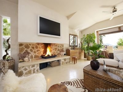 Photo for Bali Holiday Villa - Bali Finca near Santa Eularia 129