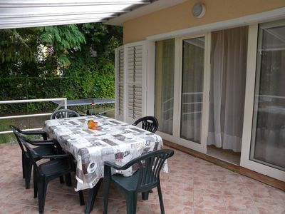 Photo for Holiday house with garden only 50 meters from the beach