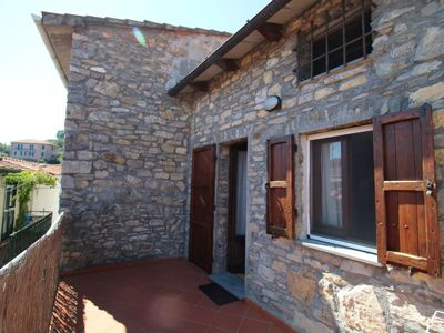 Photo for House in Portovenere with Balcony, Garden, Terrace (116741)