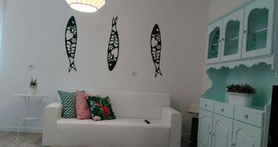 Photo for Renovated Apartment, 50 m from the Beach!