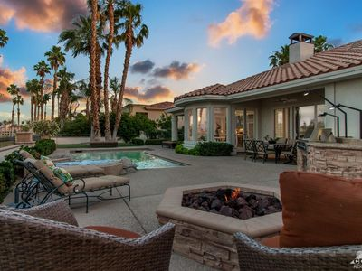 Photo for Gated Desert Falls Estates Golf Course Frontage