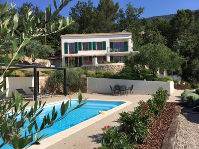 Photo for Pure Provençal luxury on the Côte d'Azur near Cannes and St. Tropez