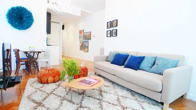Photo for Cheerful apartment located in the neighborhood of La Latina, next to El Rastro.
