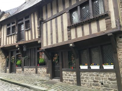 Photo for 2BR House Vacation Rental in Dinan, Bretagne
