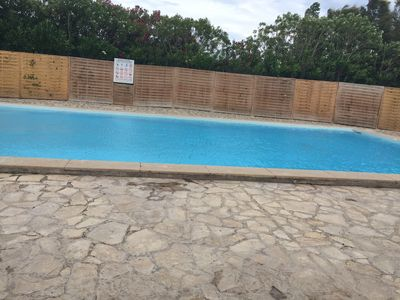 Photo for the barcares T2 swimming pool private parking near beach