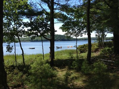 Photo for Modern, Sunsets, Solitude, Swimming, Boating, close to Lobster and State Parks!