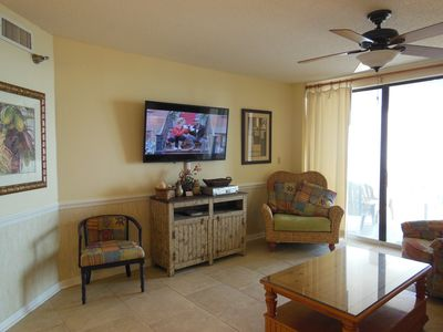 Photo for Bluewater 304~ Direct Gulf Front- Local Owner-Oversize Balcony-Great View!