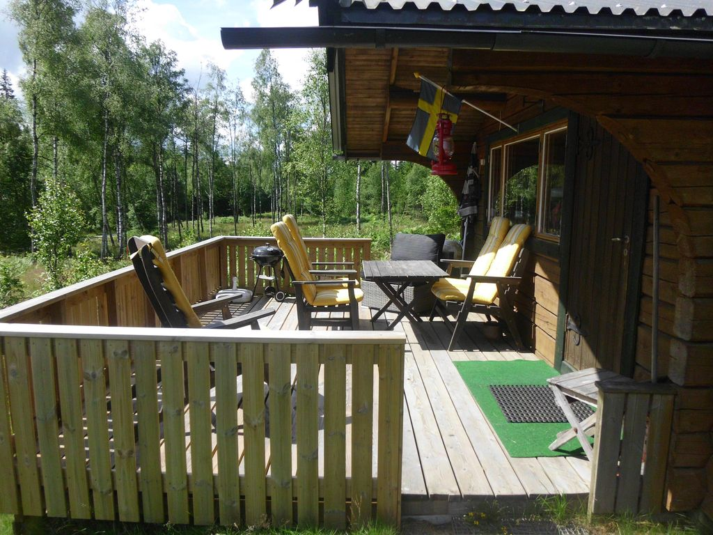 Small Cozy Swedish Wooden House EdDalsland Best Places To Stay - Cozy wooden house