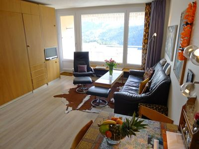 Photo for Apartment in the center of Arosa with Lift, Parking, Internet, Washing machine (48975)