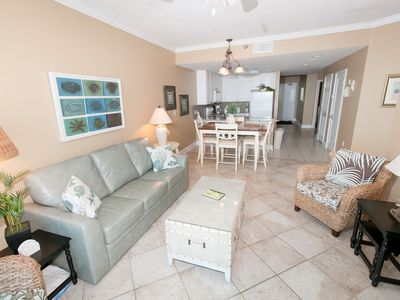 Living Room 2-Lighthouse 1413-Gulf Shores, AL