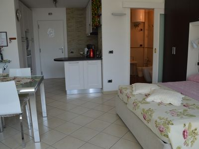 Photo for Self-catering apartment on the Lake of Garda - Apartment 418