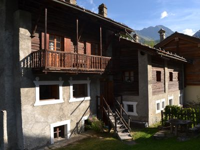 Photo for THE CAPRIFOGLIO Maison de charme in Cogne center
