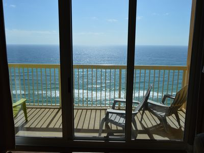 Photo for Remodeled 2 Br/2 Ba/ Bunk Rm Luxury Beachfront Condo*includes beach chair rental