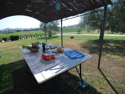 Photo for Vacation home CASAGLIA in Paciano - 12 persons, 6 bedrooms