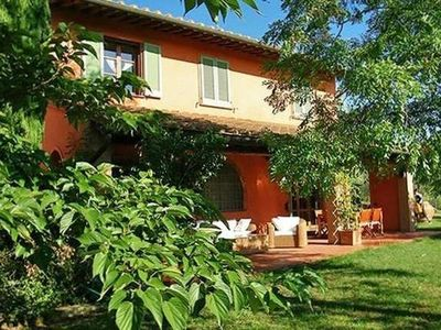Photo for 4BR Villa Vacation Rental in Peccioli (Pisa)