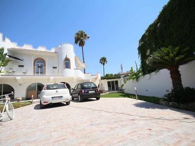 Photo for Villa Marika 50 meters from the sea Two-room apartment