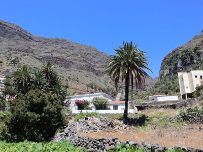 Photo for Holiday home (former mill) in the Valle Gran Rey, La Gomera