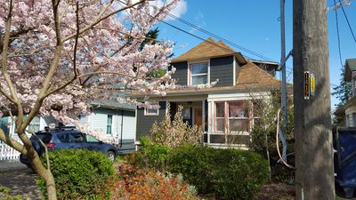 Photo for Classic and Spacious Seattle Craftsman 4br/2ba Capitol Hill/CD