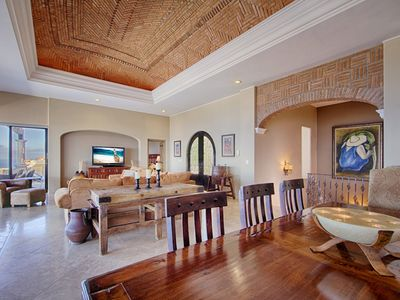 Photo for Pedregal Luxury Villa - Unobstructed Ocean Views - 7th Night Free