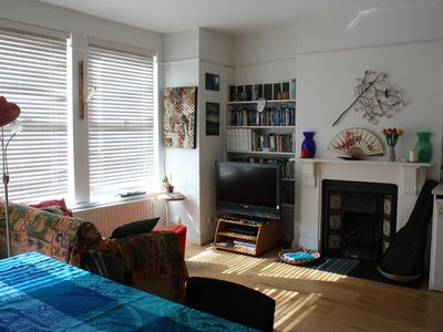 Photo for Chez moi cosy flat - Hampstead/Camden
