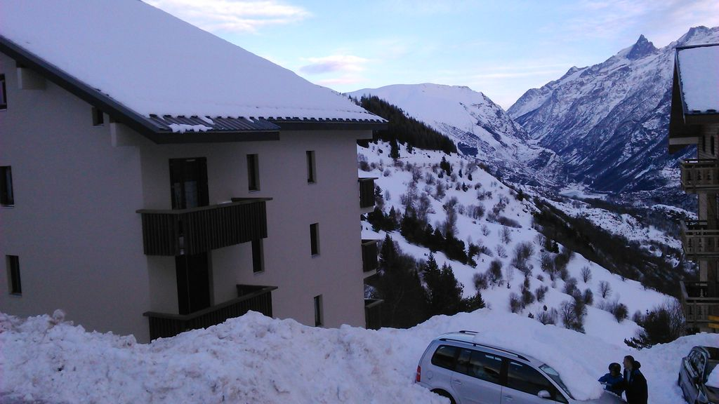 Location appartement à la montagne