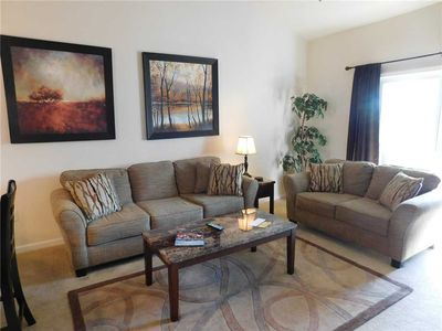 Photo for Great Pet Friendly 3rd Floor Condo in Willow Bend! Golf Course Community in Barefoot Resort!