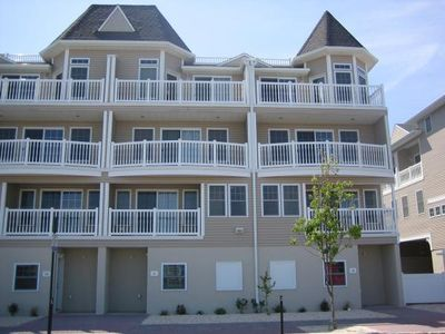 Your Home at the Beach. Town Home with 4 floors of Comfort and a 2 Car garage.