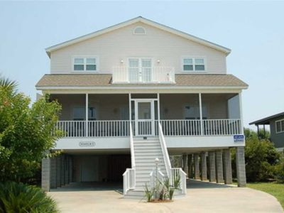 Photo for Seaholm II: 6 BR / 6.5 BA house in Pawleys Island, Sleeps 16