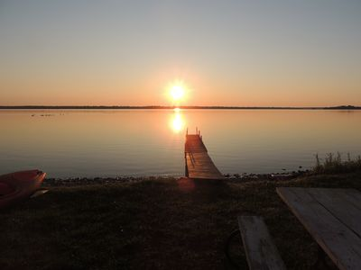 Photo for Beautiful / Gorgeous  Cottage(s) On Grand Lake. Deep Lot With Two Homes